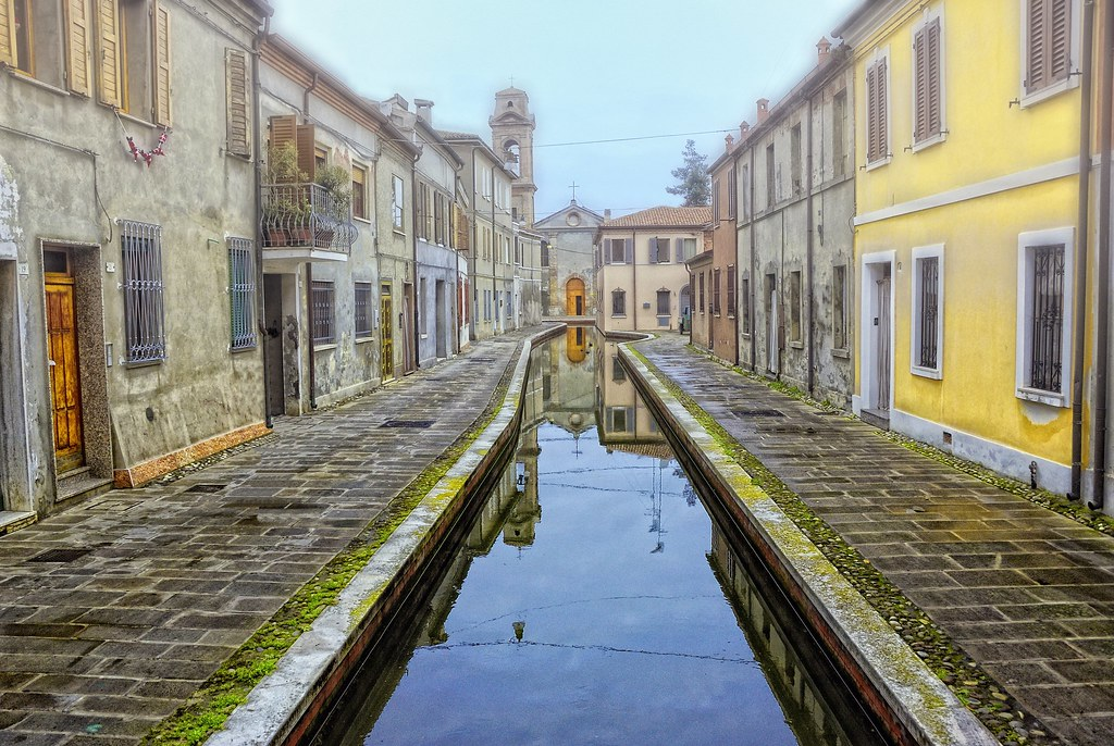 Comacchio, the little Venice